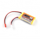 Polymer Lithium Ion Battery Pack - 460mAh 7.4v