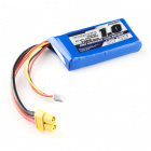 Polymer Lithium Ion Battery Pack - 1000mAh 7.4v