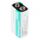 9V Li-ion Rechargeable Battery - 350mAh