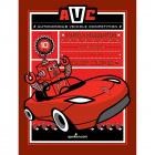 Autonomous Vehicle Competition Poster 2010