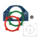 Bulbdial Clock Kit - Black/Clear Case