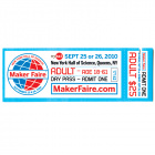 Maker Faire New York T-Shirt and Free Ticket!
