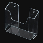 Retail Clear Plastic Holder - Size A