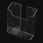 Retail Clear Plastic Holder - Size C