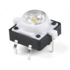LED Tactile Button- White