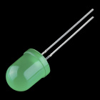 Diffused LED - Green 10mm