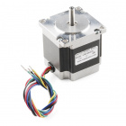 Stepper Motor - 125 oz.in (200 steps/rev, 300mm Wire)