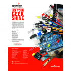 Retail Sales Sheet - SparkFun Inventor's Kit