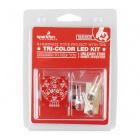 Tri-Color LED Breakout Kit Retail