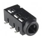 音频插孔- 3.5mm TRRS (SMD)