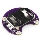 LilyPad Coin Cell Battery Holder - Reverse Silkscreen