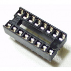 "DIP Sockets Solder Tail - 16-Pin 0.3"""