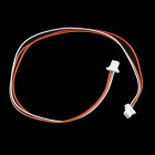 """JST SH Jumper 3 Wire Assembly - 8"""" (ding and dent)"""