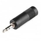 "Audio Adapter - 1/4"" to 3.5 mm Stereo"