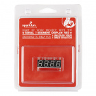 Serial 7-Segment Display (Red) - Retail