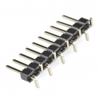 "Header - 10-pin Male (SMD, 0.1"")"
