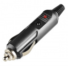 Car Adapter Plug - Red LED