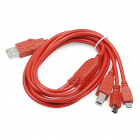 SparkFun Cerberus USB Cable - 6ft (Sale)