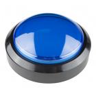 Big Dome Pushbutton - Blue (Economy)