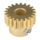 Gear - Pinion Gear (20T; 6mm Bore)
