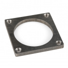 "Square Screw Plate - Large (1.5"")"