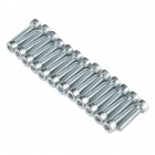 "Machine Screw - Socket Head (6-32 ; 9/16""; 25 pack)"