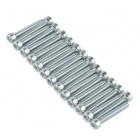 "Machine Screw - Socket Head (6-32 ; 7/8""; 25 pack)"