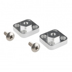 Wheel Adapter - Hex (12mm, Pair)