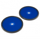 "Precision Disc Wheel - 4"" (Blue, 2 Pack)"
