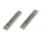 Dual Screw Plate (pair)