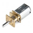Micro Gearmotor - 2600 RPM (6-12V)