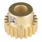 "Gear - Pinion Gear (20T; 0.25"" Bore)"