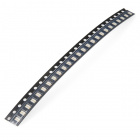 SMD LED - White 1206 (strip of 25)