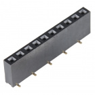 "Header - 10-pin Female (SMD, 0.1"")"