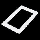 """LCD Bezel - 4.3"""" (White)"""