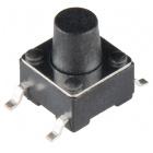 触觉按钮- SMD(6毫米)