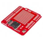 金沙线上娱乐场Sparkfun MicroSD屏蔽