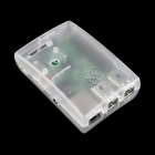 Raspberry Pi Enclosure - Clear (RPi2, B+)