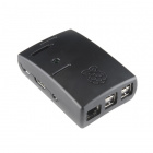 Raspberry Pi - Model B+ Enclosure (Black)