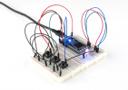 mbed rgb led and buttons