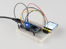 mbed lcd demo