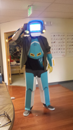 Canti Suit angle number three