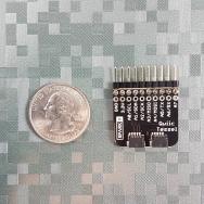 Qwiic module for tessel 2 1