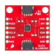 14571 sparkfun triple axis magnetometer breakout   mlx90393  qwiic  04