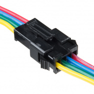 14576 led pigtail connector 4 pin  02