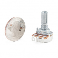 14622 rotary potentiometer   100k ohm  linear  panel mount  03