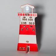 14635 lighthouse beginner soldering kit action 2