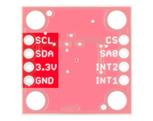 I2C Header Highlighted
