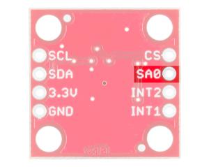 SA0 Pin Highlighted