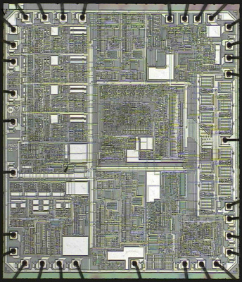 Overview of internal IC